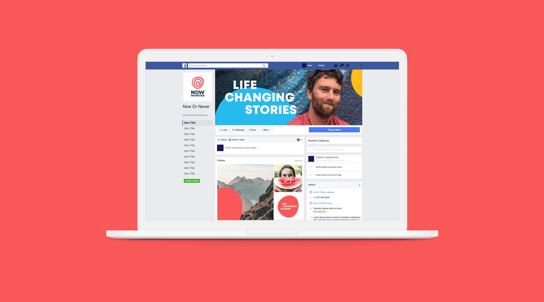 non-facebook-design